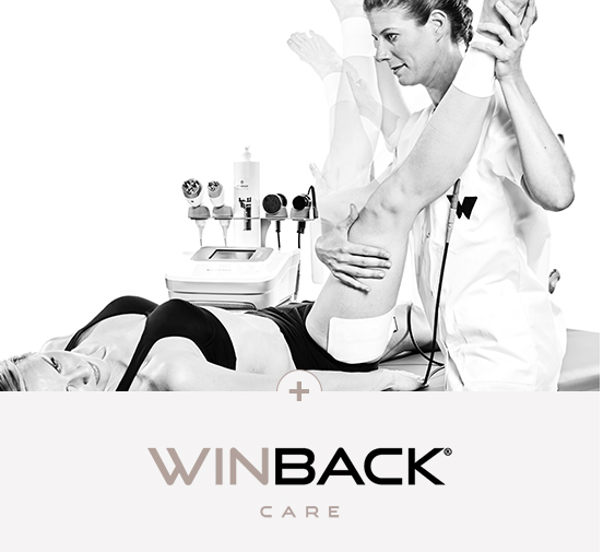 Winback Care Tecartherapy